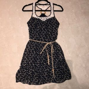 Ya Los Angeles Pattern Dress